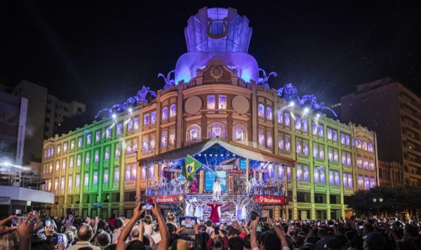 Bradesco confirmou datas de espetáculo natalino