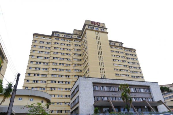 Paciente com suspeita de coronavírus está internada, em isolamentos, no Hospital de Clínicas em Curitiba