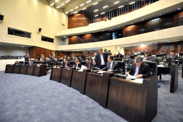 """Assembleia: MP diz ter identificado """"inconsistências"""" na prestação de contas de verbas de ressarcimento de alguns deputados"""