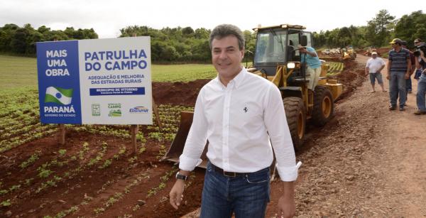 Beto Richa: tucano é acusado de receber propina para favorecer empresas em licitação do programa Patrulha do Campo