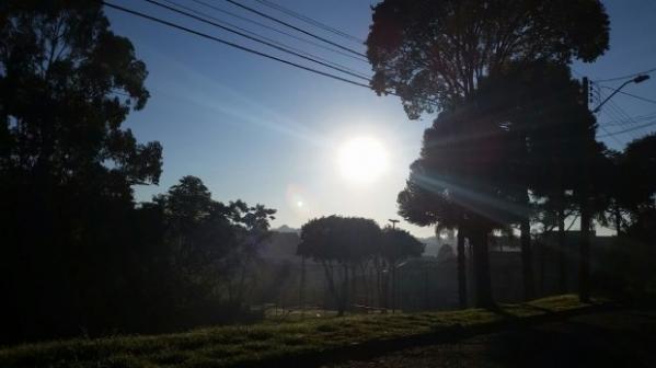 Temperatura sobe em Maringá nesta quinta-feira e chuvas continuam