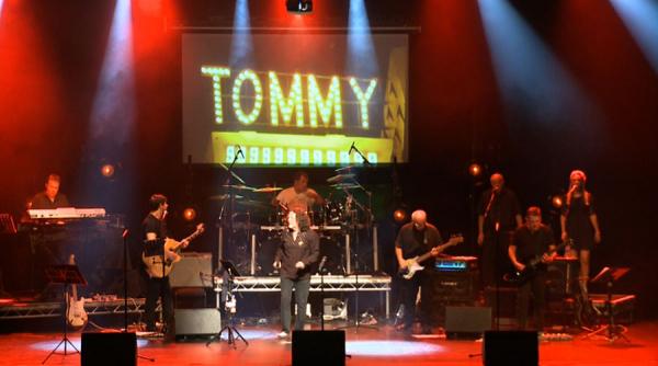 Álbum conceitual de rock de 1969, 'The Who's Tommy', foi composto principalmente pelo guitarrista Pete Townshend: emocionante de esperança, cura e espírito humano.