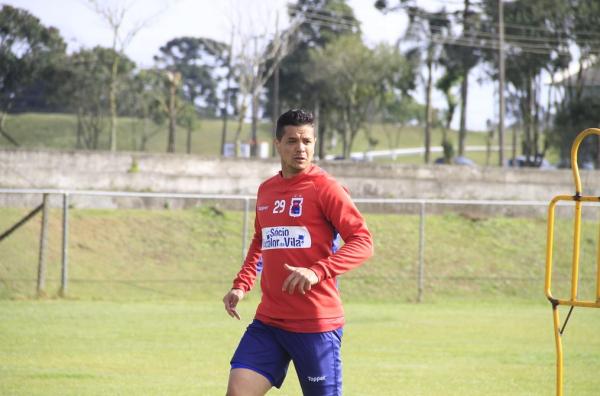 Luan: provável substituto de Luiz Otávio