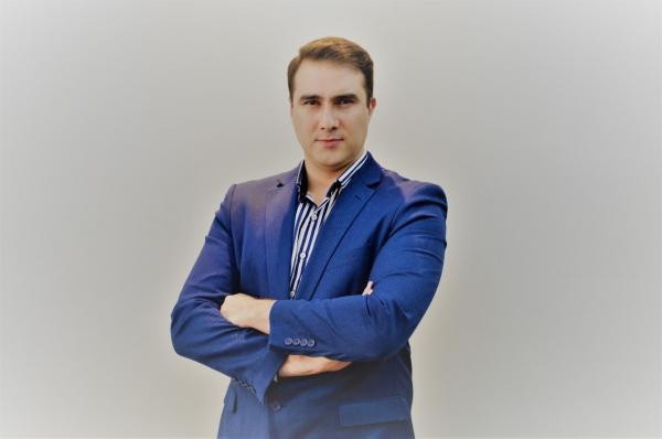 Edson Cunha-Jovem empresário da Fintech & Cunha