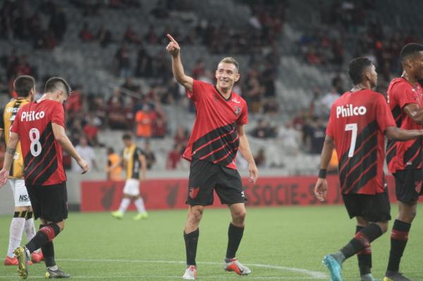 Marco Ruben: seis gols em seis jogos da Libertadores 2019