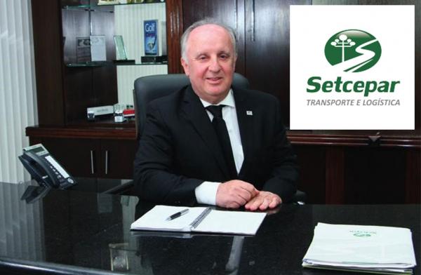 Marcos Battistella-Presidente do SETCEPAR