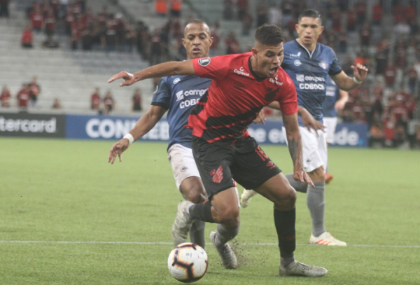 Bruno Guimarães: destaque do jogo