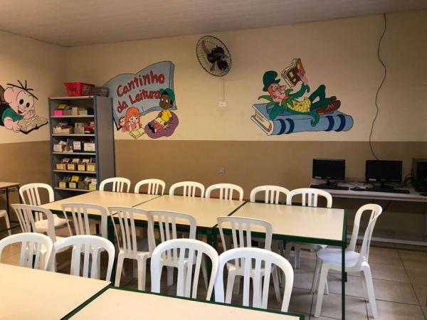 Melhorias nas escolas já estão sendo implementadas