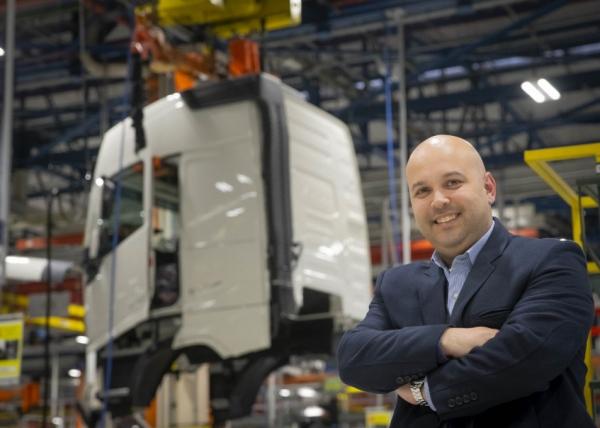 Augusto Flores-Vice Presidente Tax-South America-Grupo Volvo