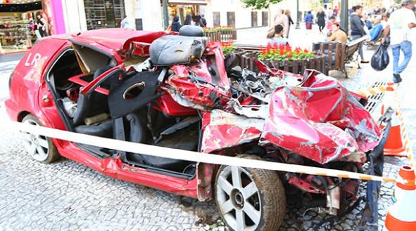 Excesso de velocidade e álcool são as principais causas de morte no trânsito de Curitiba