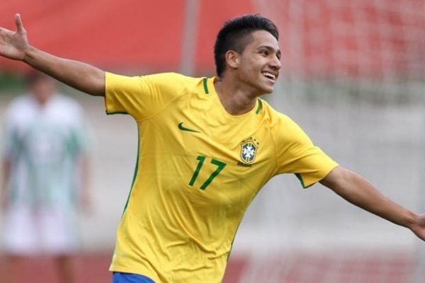Jogador do Atlético é convocado para a seleção no Sul-Americano Sub ... 8cfdb5fd48f6e