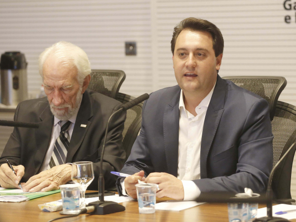 Ratinho Jr: medida adia execução de despesas