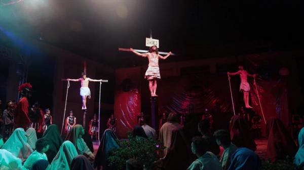 Encenações da Paixão de Cristo foram canceladas neste ano
