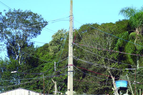 Emaranhados: roubo de energia elétrica tem riscos