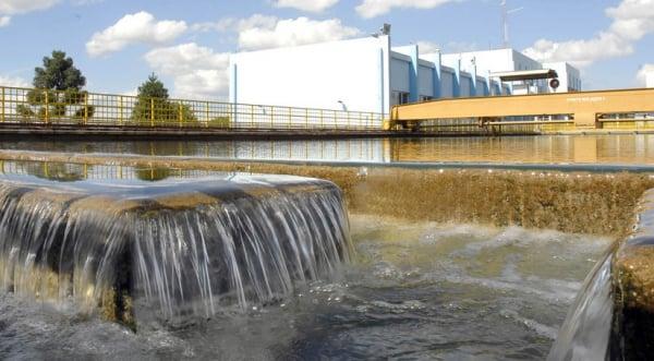 Estação de Tratamento de Água (ETA) Iguaçu, em foto de arquivo