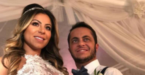 b968e53ff27 Thammy Miranda se casa com Andressa Ferreira em Las Vegas - Bem Paraná