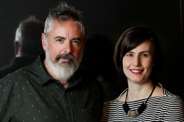 Os autores Marcelo Dallegrave e Melissa Medroni