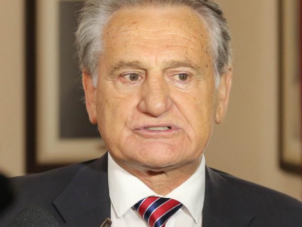 """Picolo: """"presidente dos 38"""""""