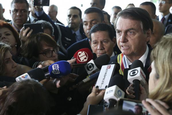 Bolsonaro: juíza  atendeu a um pedido de liminar apresentado pela Defensoria Pública da União, que alegou risco de afronta à memória e à verdade, além do emprego irregular de recursos públicos nos eventos.