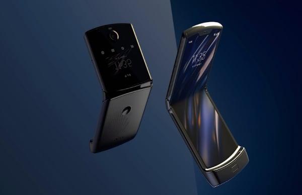 O novo Motorola Razr