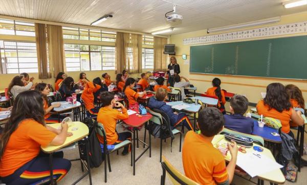 Espaço físico das escolas deve pesar na hora da escolha