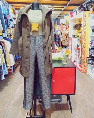 A Balaio de Gato oferece roupas de marcas independentes, e de fabricação própria.