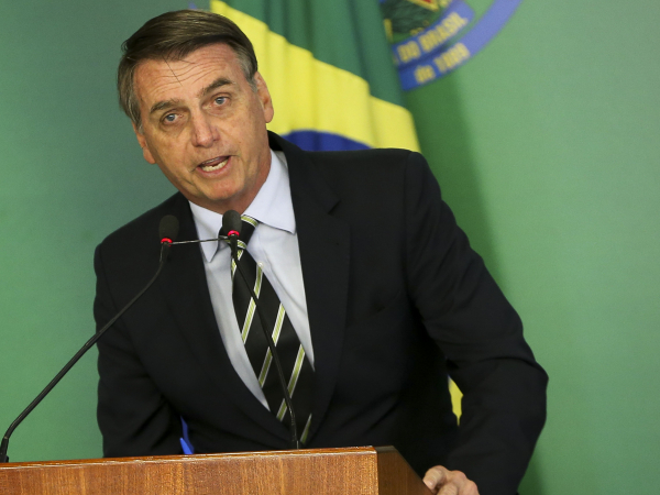 Jair Bolsonaro: compromisso