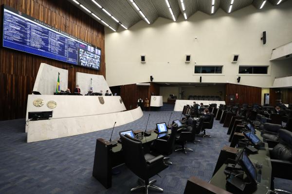 Assembleia: oposição repetiu proposta feita por governador Ratinho Jr em 2019, rejeitada pelos deputados