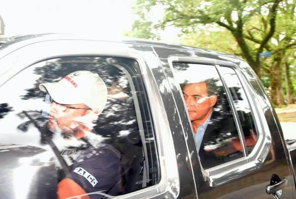 Richa é preso por obstrução da Justiça na operação  'Quadro Negro'