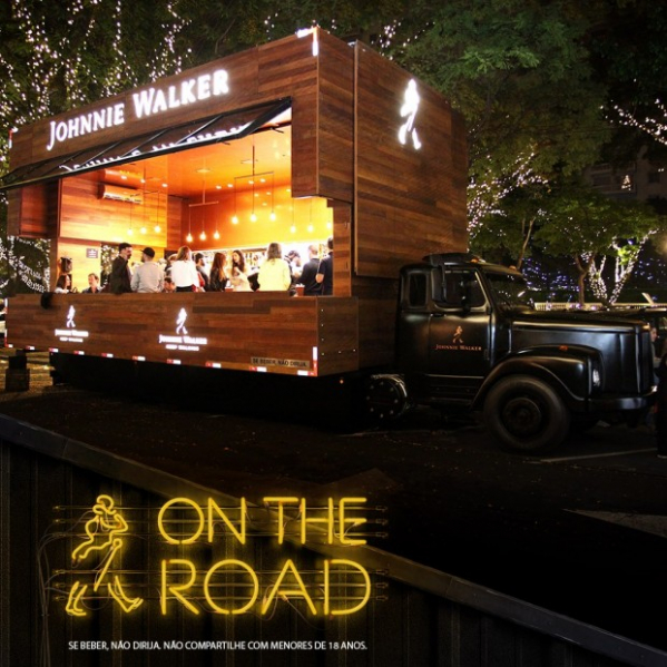 Johnnie Walker On The Road agita o Taj Bar no fim de semana