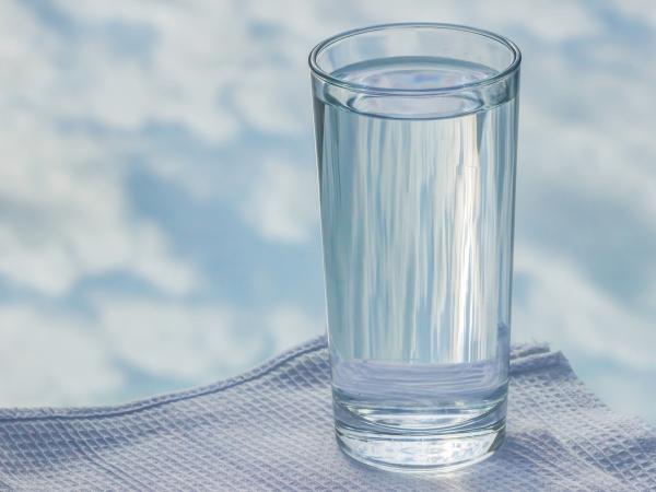 Dois litros de água por dia é o ideal para evitar a desidratação