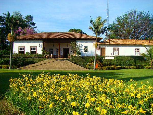 Fazenda Capoava, em Itu – São Paulo