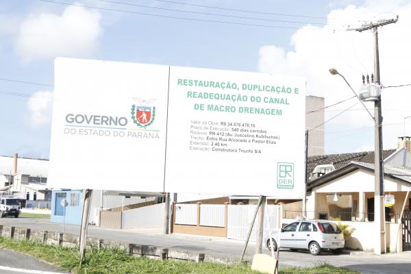 Obras no litoral: governo quer as praias do PR disputando com as de SC