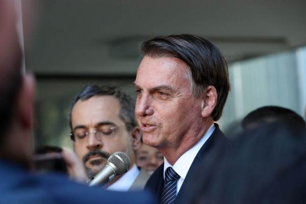 """Bolsonaro: """"Sabemos que haverá mudanças"""""""