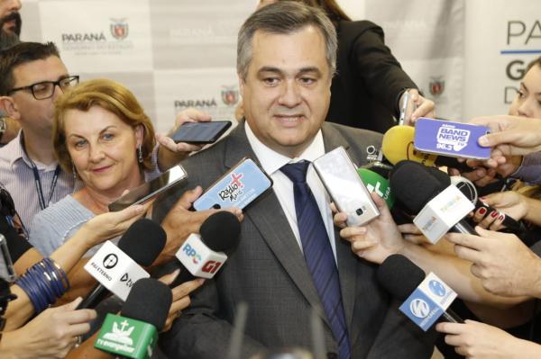 Secretário da Saúde do Paraná, Paulo Preto