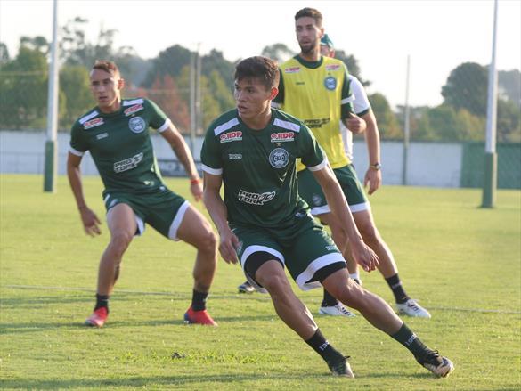 Lucas Tocantins, novo reforço do Coxa: quatro gols em oito jogos no último Campeonato Paranaense