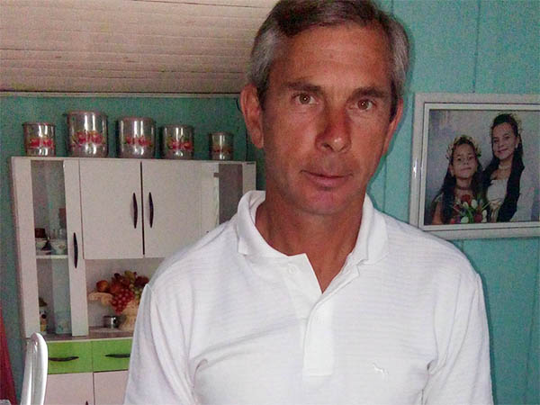 Esvaudo Angieski, uma das vítimas