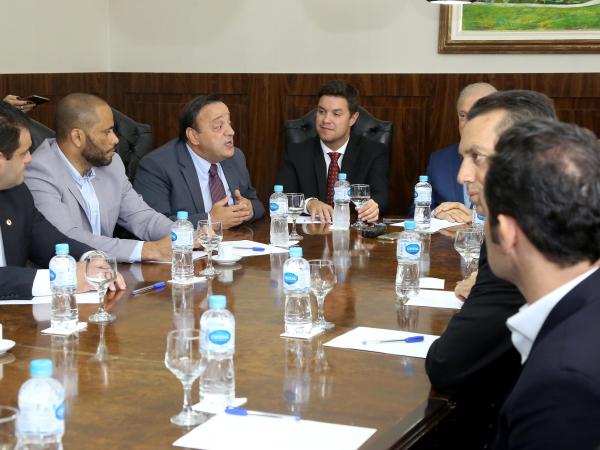 Chefe da Casa Civil apresentou projeto à base do governo na Assebleia hoje