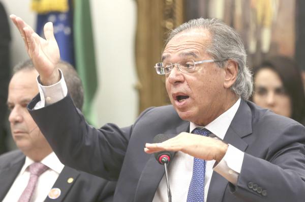 "Paulo Guedes: ""Ninguém vai receber menos"""