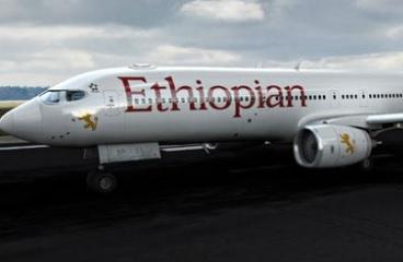 Modelo usado pela Ethiopian Airlines caiu nesta semana no quênia