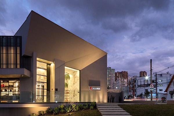Mercado curitibano pode conhecer os produtos voltados para a arquitetura e a construção civil, de uma das mais inovadoras indústrias do país, a Cinex