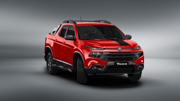 Fiat Toro 2020: detalhes escurecidos destacam o visual