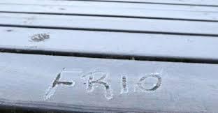 Começo de julho terá frio intenso e quase zero grau em Curitiba