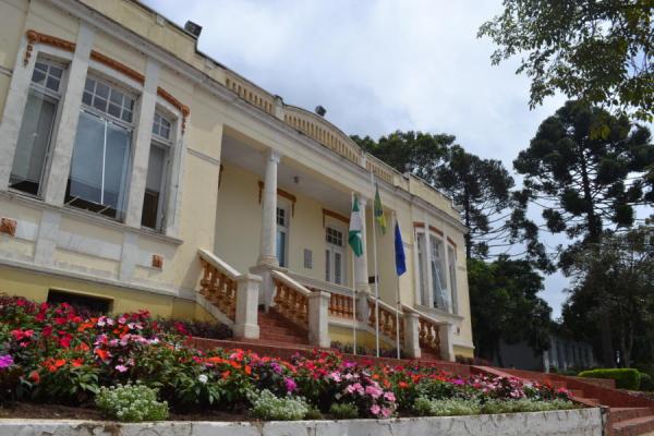 Sede da Prefeitura de São Mateus do Sul