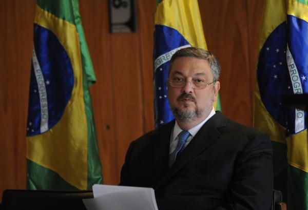 Palocci: é a primeira vez que Graça Foster, que presidiu a Petrobras entre fevereiro de 2012 e fevereiro de 2015, é alvo de mandados de busca e apreensão na Lava Jato