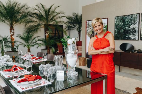 A designer Claudia Baggio