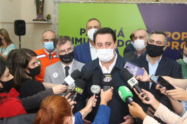Ratinho Jr: Serviço de Loterias do Paraná (Serlopar) foi extinto em 2007 no governo Requião