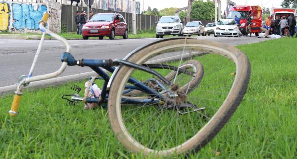 32 pessoas perderam a vida no trânsito, em Curitiba, no primeiro semestre deste ano