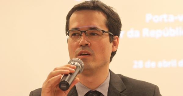 Coordenador da Operação Lava Jato, Deltan Dallagnol