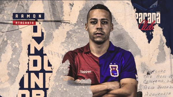 Ramon: média de 0,17 gols por jogo na Série B